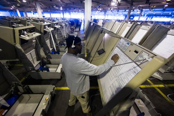 Election Hacking The Vote