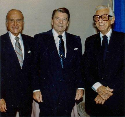 Ronald Reagan Lew Wasserman