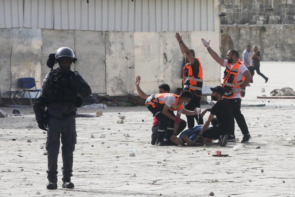 Israel al-Aqsa
