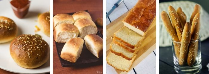 Online Live Workshop | Without Yeast Bread Class