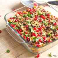 Cornflakes chaat recipe