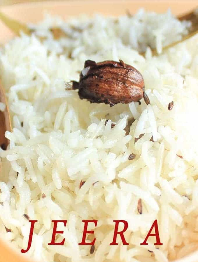 Fried Jeera Rice Recipe