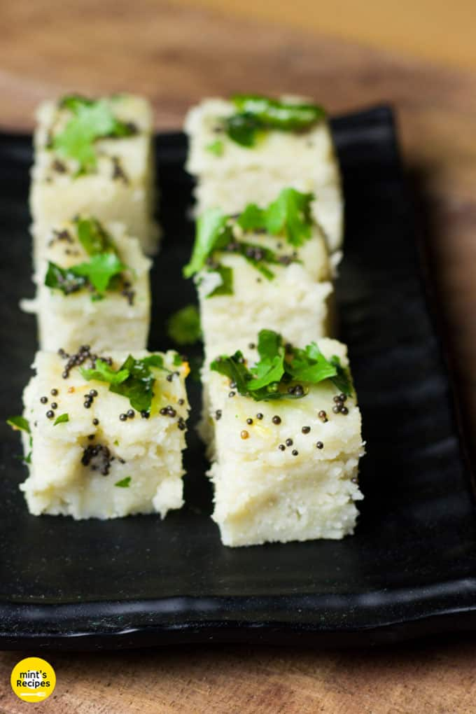 Poha Dhokla Recipe