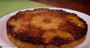 Pineapple Upside Down Cake | Dessert Recipes