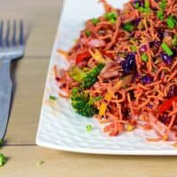 How To Make Chinese Salad – Noodle Salad Recipe