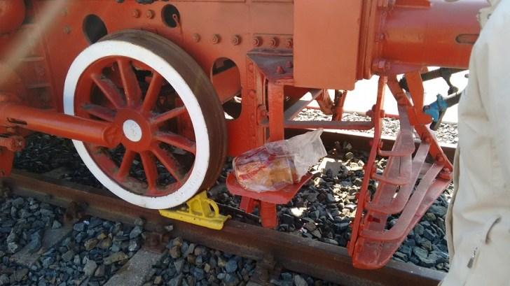 Cozonac locomotiva gara arad