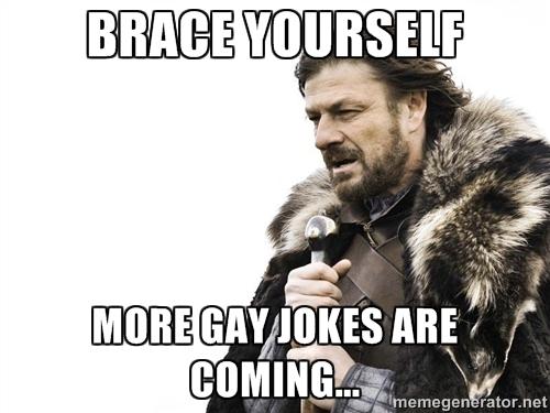 Glume cu Gay
