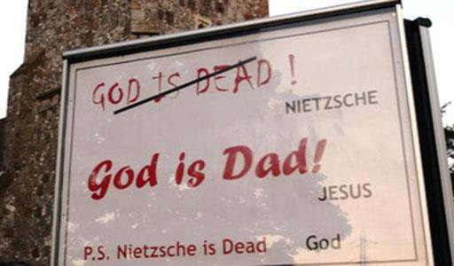 Saptamana Patimilor Iisus Nietzsche