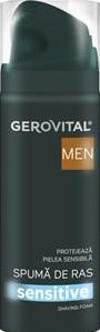 spuma de ras sensitive Gerovital Men