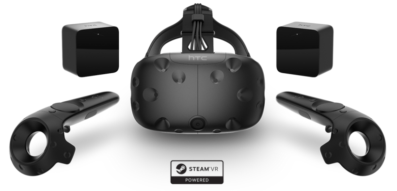 htc vive pack completo