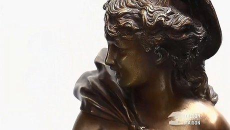 identifier une sculpture en bronze d
