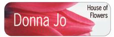Sample Name Badge