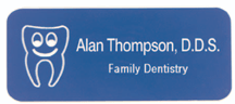 Engraved Name Badge