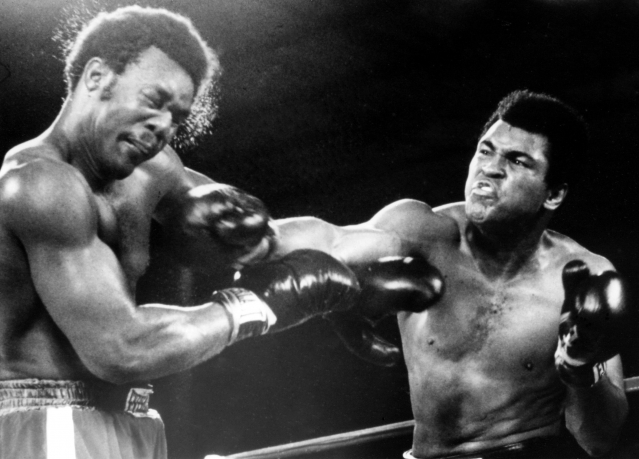 mohamed ali vs george foreman