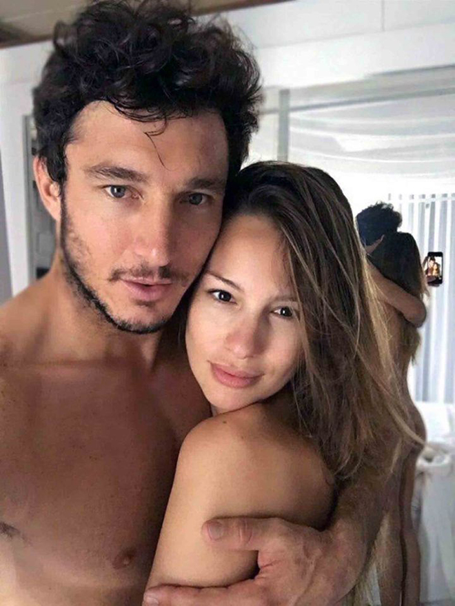 Le tennisman Juan Monaco empêtré dans un scandale de photos hot