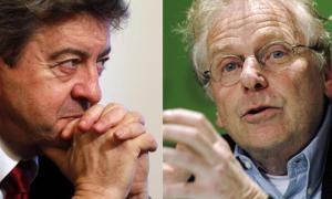 Primaire à droite : Tension, mépris et insultes entre Daniel Cohn-Bendit et Jean-Luc Mélenchon