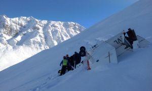 Serre-Chevalier: Un avion biplace s'écrase sur les pistes de ski