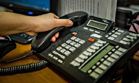Haute-Loire canular téléphonique