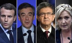 sondage présidentielle 2017