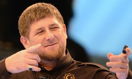 Tchétchénie Ramzan Kadyrov