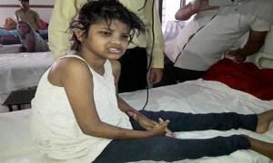 inde mowgli girl