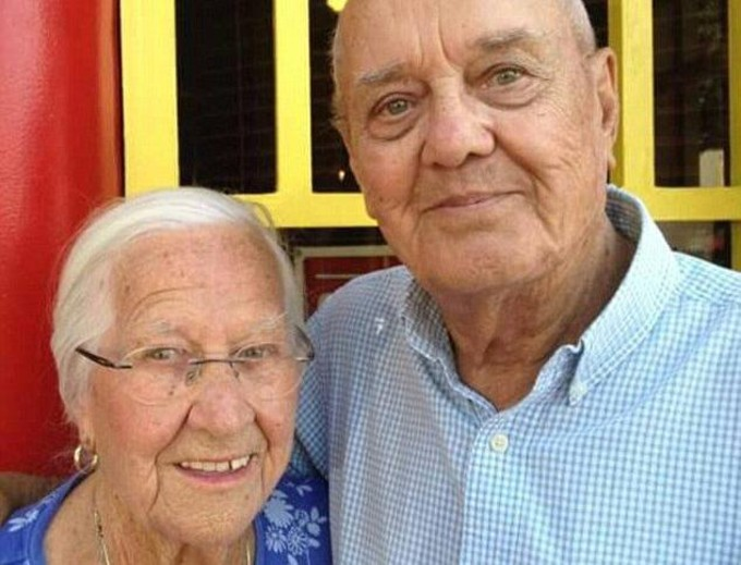 Mariés depuis 75 ans, ils décèdent le même jour