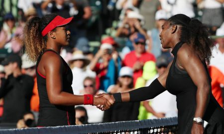 Serena Williams et Naomi Osaka