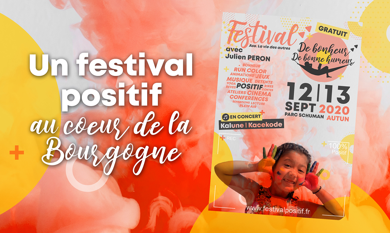 De bonheur De bonne humeur : Un festival positif au coeur de la Bourgogne