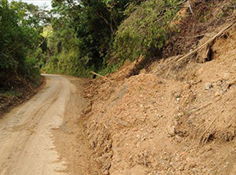 deslizamientos Alerta Naranja por deslizamientos para 5 municipios del oriente Antioqueño