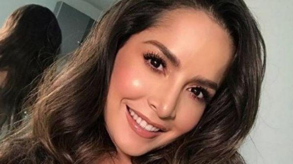 ¡Más firme que nunca! Carmen Villalobos se entalló en body rojo y desató el caos en Instagram - Minuto Neuquen