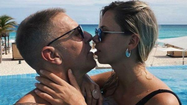 ¡Miriam Lanzoni ya fue! Alejandro Fantino disfruta de sus vacaciones con su nueva novia ¡Mirá! - Minuto Neuquen