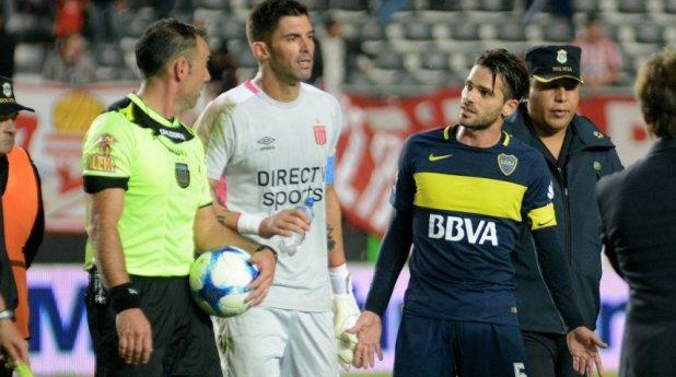Boca igualó con Estudiantes<br>