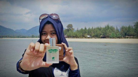 Minyeuk Pret Penebar Keharuman Identitas Aceh