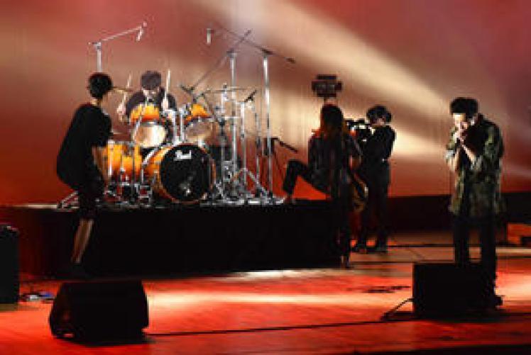 「卒業制作 バンド」の画像検索結果