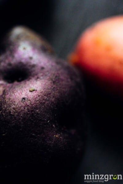 französische Gourmetkartoffeln