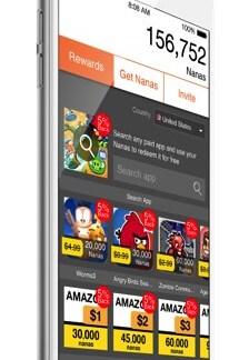appnana app per guadagnare punti