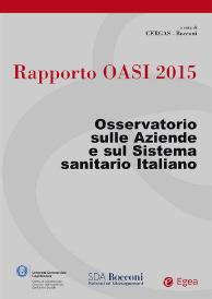 Rapporto Oasi 2015