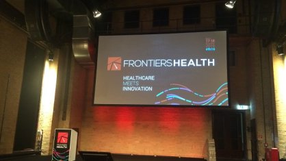 Frontiers Health 2016