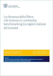 Rapporto Assolombarda su Life Sciences in Lombardia