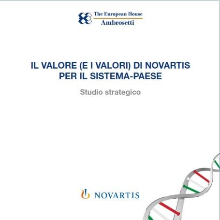 Cover Analisi TEA Ambrosetti Novartis