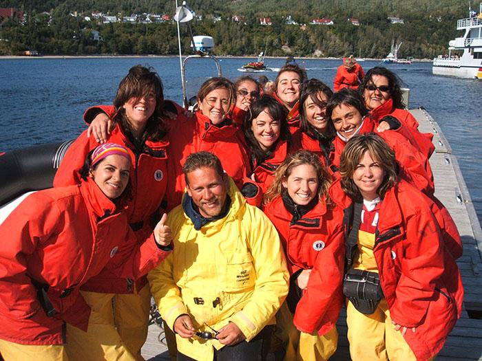 niñas-tadoussac-ballenas-roadtrip-canada-mipaseoporelmundo