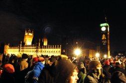 Noche vieja Londres