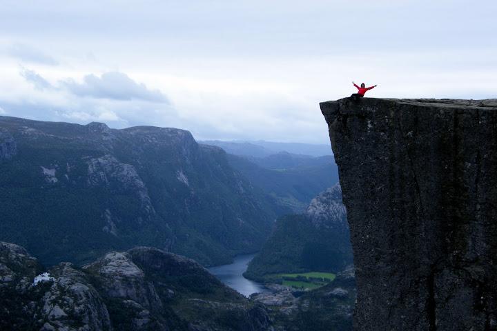 Índice de viaje por los fiordos noruegos