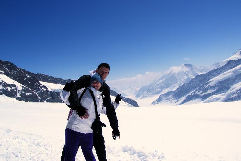 Cómo subir al Jungfrau. recorrido completo