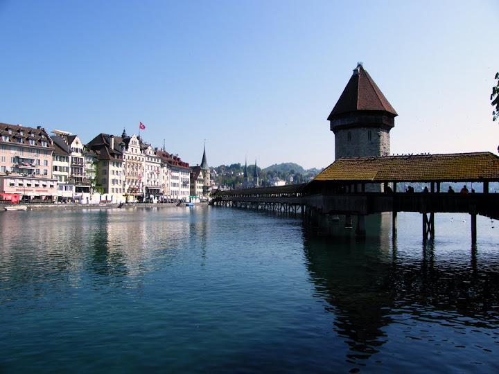 Qué ver en Lucerna. Visita de un día