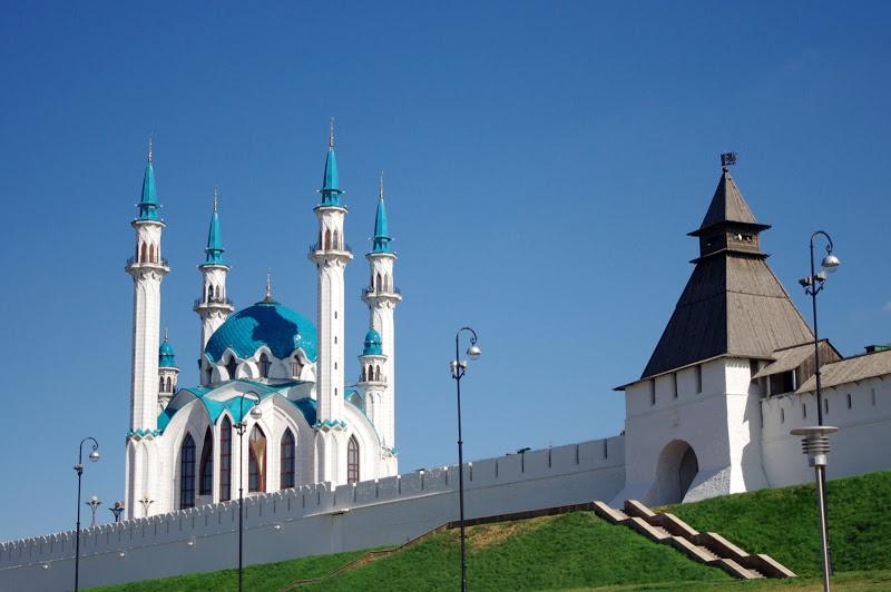 Un día en la ciudad milenaria de Kazán