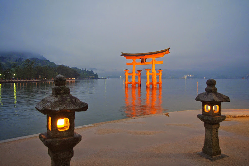 Índice del viaje de dos semana por Japón