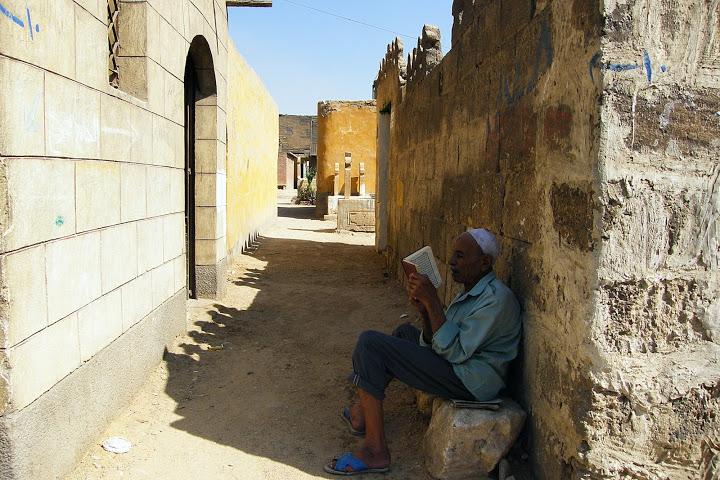 Ciudad de los muertos de El Cairo
