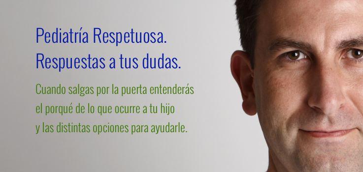 Consulta de Pediatría respetuosa en Granada