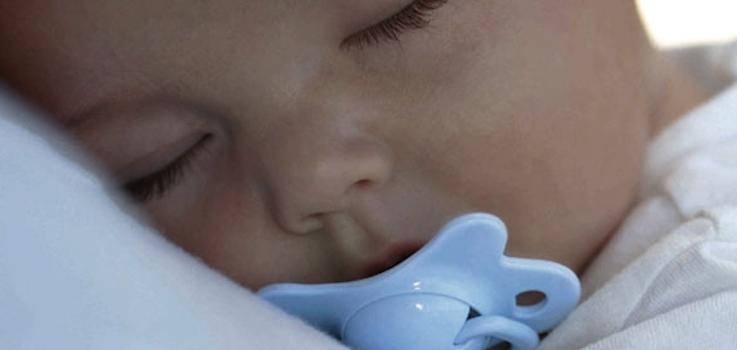 El chupe en recién nacidos